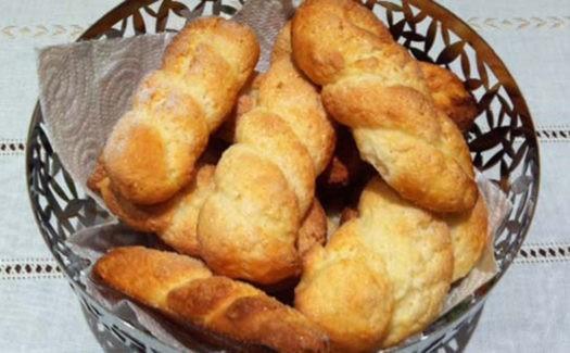 Biscotti con Ricotta