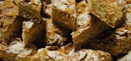Biscotti leggeri ai corn flakes