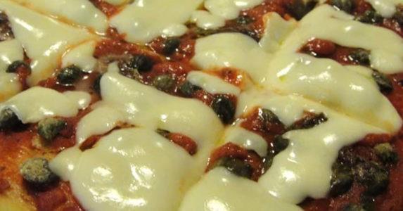 Pizza Napoletana in Teglia