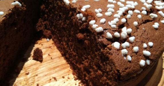 Torta al Cioccolato per Bambini